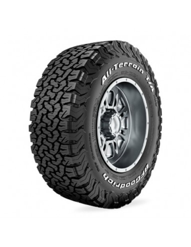 BF Goodrich All Terrain T/A KO2 255/55 R18 109/105R