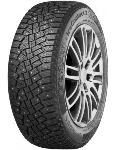Continental ContiIceContact 2 215/55 R17 98T шип
