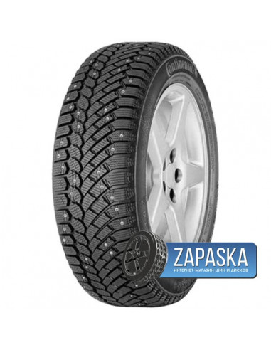 Continental ContiIceContact 4x4 255/55 R18 109T шип