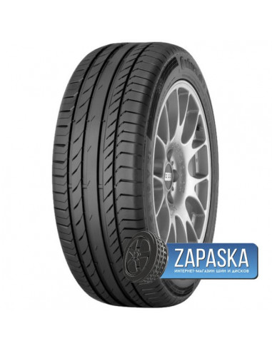 Continental ContiSportContact 5 SUV 245/45 R19 98W