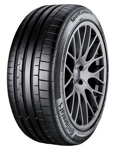 Continental ContiSportContact 6 275/35 R19