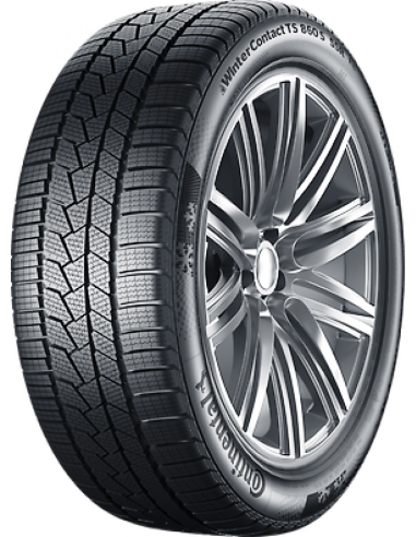 Continental ContiWinterContact TS 860S 275/40 R21